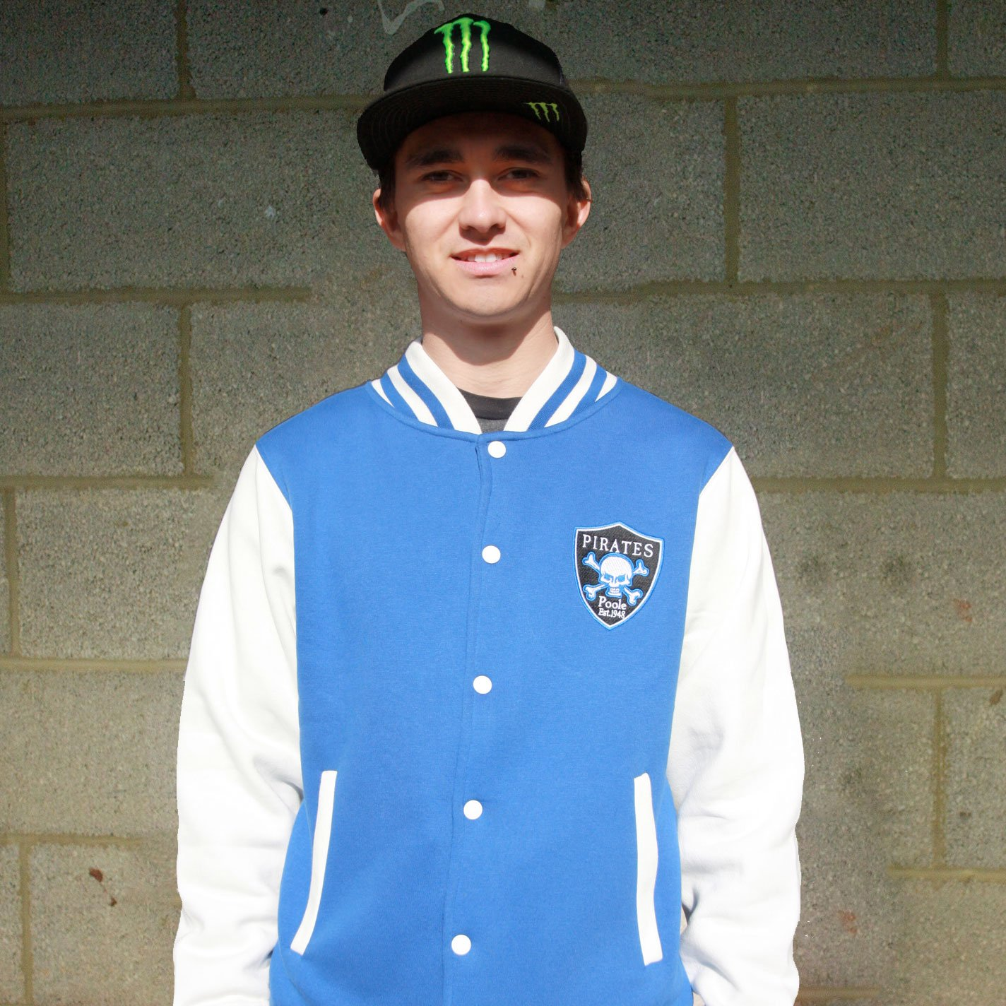 Poole Pirates College Jacket